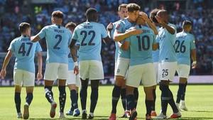 El Manchester City de Guardiola ha ganado la Community Shields