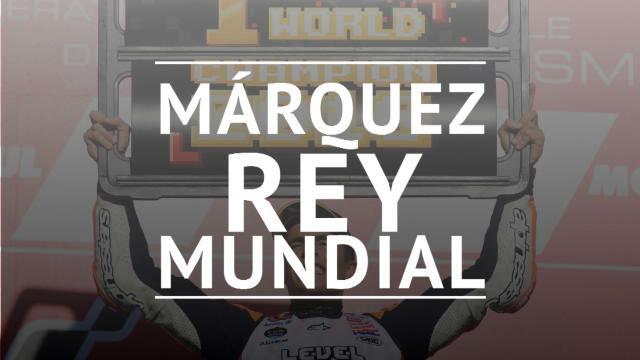 Marc Márquez, rey mundial