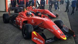 Marc Márquez se ha subido a un F3 en Motegi