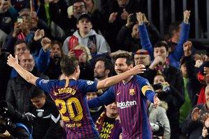 Messi es un seguro de vida para sus compañeros