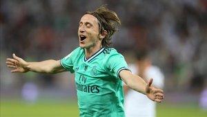 Modric ha perdido protagonismo esta temporada
