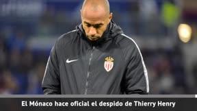 El Mónaco suspende a Henry