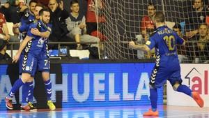 Movistar Inter cumplió los pronósticos en una Copa de España muy igualada