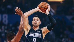 NIkola Vucevic fue el MVP de los Magic de Orlando