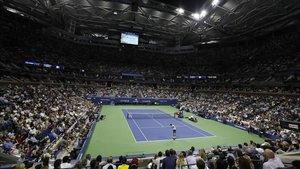 El US Open insiste en disputarse a toda costa