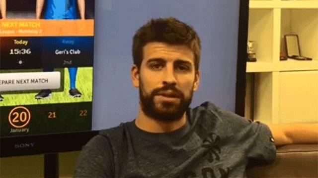 Piqué habló de la posible llegada de Coutinho al Barça