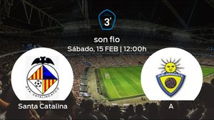 Previa del partido de la jornada 24: Santa Catalina Atlético - Andratx