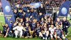 El PSG se hizo con la Copa de la Liga