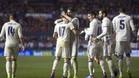 El Real Madrid juega contra el Nápoles
