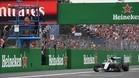 Rosberg ganó en Monza