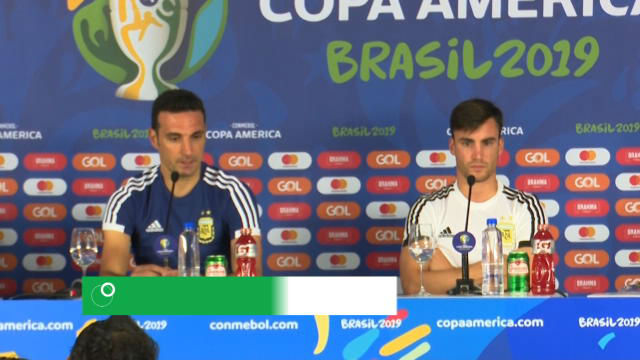Scaloni pide tranquilidad ante Colombia