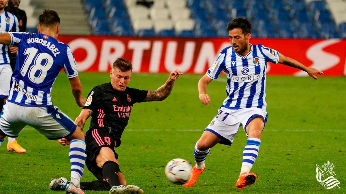 Silva vuelve a jugar el la Liga diez temporadas después