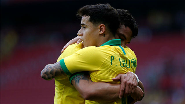 Coutinho self-critical of Barça season