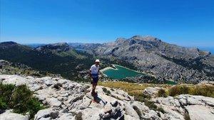 Tòfol Castanyer completa en 29 horas las 54 cimas de la Sierra de Tramuntana