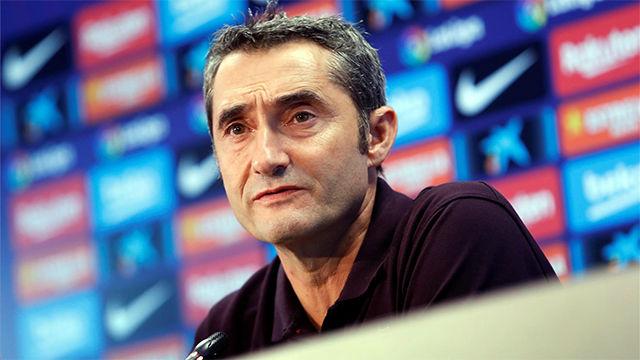 Valverde: Aquí se toca fondo un lunes y el miércoles estás en el cielo