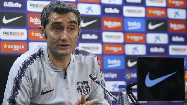 Valverde quiere esperar a la evolución de Umtiti para fichar o no en invierno