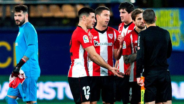 El VAR reabre el debate al anular un gol de Iñaki Williams