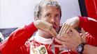 Vettel no logra salir del túnel en Ferrari