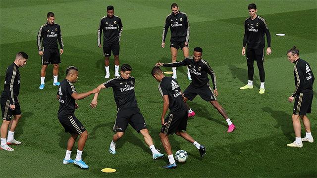 Zidane prepara el duelo lleno de morbo contra Lopetegui