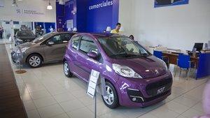 Concesionario Peugeot en Barcelona.