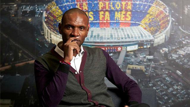 Abidal desvela contactos para renovar a Messi