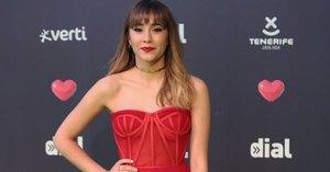 Aitana cancela su concierto en Barcelona por la huega del 18-O