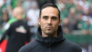 Alexander Nouri deja de ser entrenador del Bremen