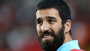 Arda Turan, jugador del FC Barcelona cedido al Basaksehir