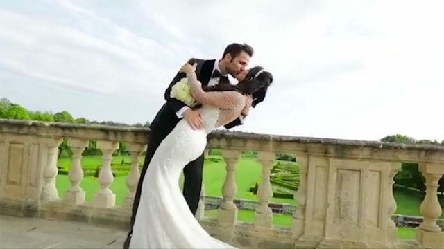 Así fue la despampanante boda de Cesc Fàbregas