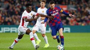 El Barça de Messi regresa ante el Mallorca, al que goleó en el Camp Nou