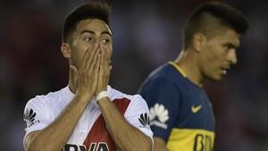 Boca y River juegan esta noche la Supercopa argentina
