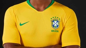 Brasil lucirá esta camiseta en el Mundial 2018