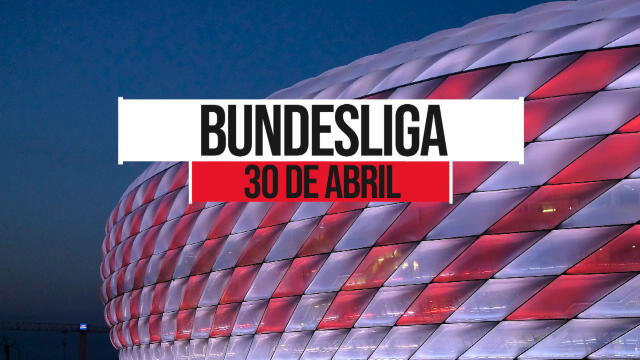 La Bundesliga no regresará antes del 30 de abril