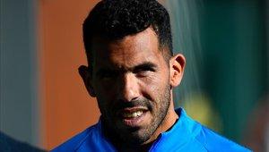 Carlos Tevez no ha contado con los minutos deseados en Boca Juniors