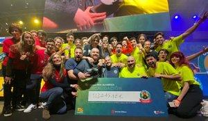 El cáster de videojuegos, Ibai Llanos, recauda más de 100.000 euros para Save The Children