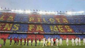 El Clásico vuelve al Camp Nou, esta vez sin público