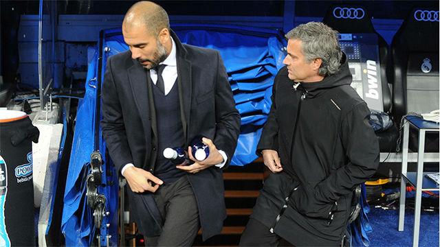 Se cumplen ocho año del famoso pique entre Mou y Guardiola: Él es el puto jefe, el puto amo