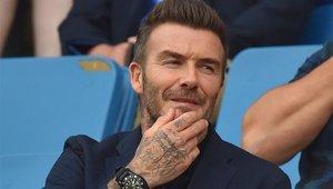 David Beckham, detrás de un proyecto sobre su vida parecido a The Last Dance