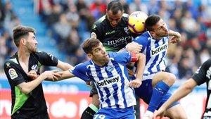 El Deportivo Alavés necesita ganar para adentrarse nuevamente en los puestos de clasificación a torneos europeos