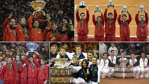 España ganó su primera Copa Davis en el año 2000