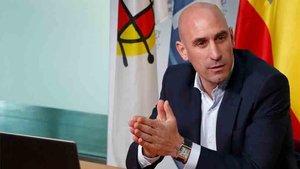 La federación que preside Luis Rubiales ha presentado su protocolo para el regreso a la competición