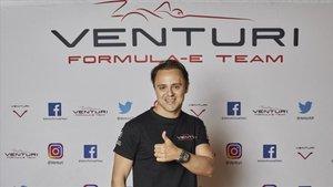 Felipe Massa, máximo atractivo de la quinta temporada de la Fórmula E