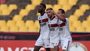 Flamengo, con muchísimas bajas, regresa a la victoria en la Libertadores