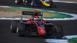 George Russell, campeón de GP3 en Jerez