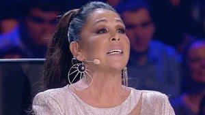 Isabel Pantoja le promete un regalo sorprendente a Jesús Vázquez en la final de Idol Kids