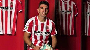 Jonathan Soriano ya marca con el Girona