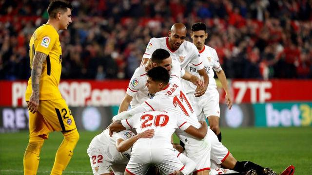 LACOPA | Sevilla-Atlético (3-1) | Resumen de la victoria del Sevilla ante el Atlético