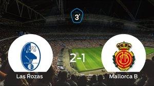 Las Rozas consigue imponerse por 2-1 en el encuentro de la final de los playoff