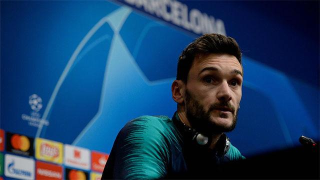Lloris: Poco se puede hacer con Messi