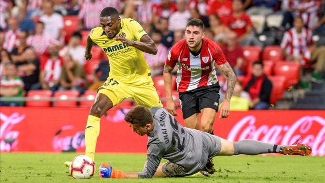 El Villarreal mide sus fuerzas ante un renacido Athletic